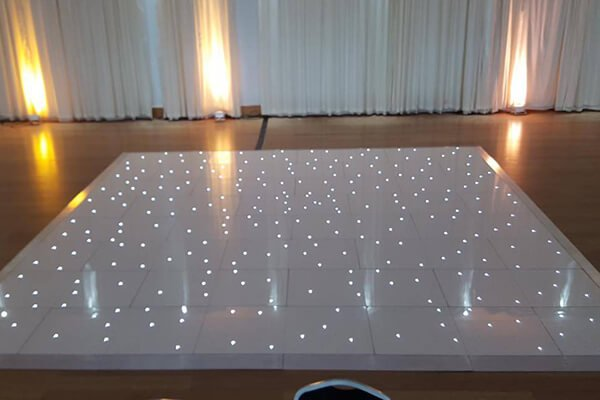 Wedding LED Dance Floor Hire